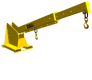 All Lift Pivoting Telescoping Boom Lift