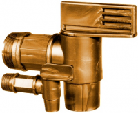 "Poly Faucet 2"" Thread"