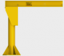 Floor Mounted Jib Cranes